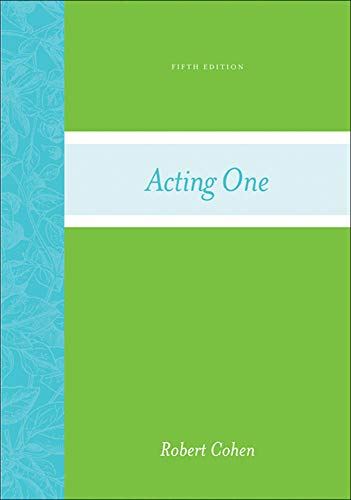 9780073514161: Acting One (Film)