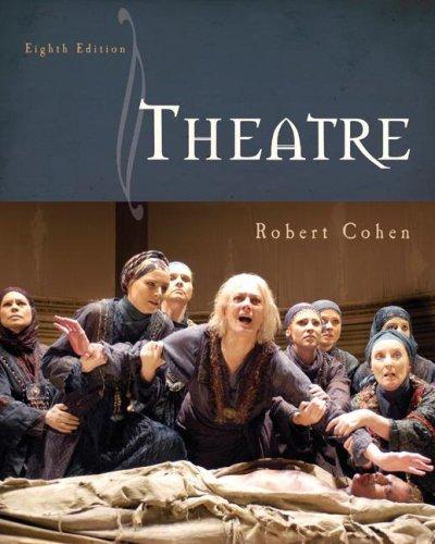 9780073514185: Theatre (Theatre (McGraw-Hill))