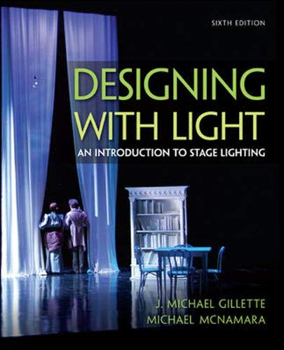 9780073514239: Designing with Light: An Introduction to Stage Lighting