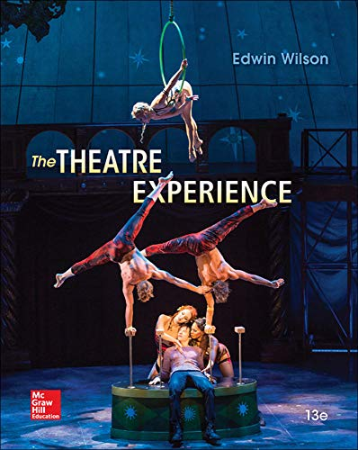 9780073514277: The Theatre Experience