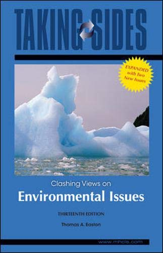 9780073514451: Taking Sides: Clashing Views on Environmental Issues, Expanded