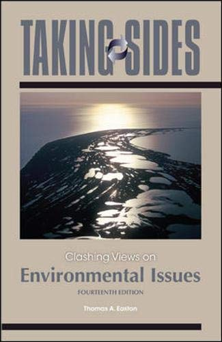 9780073514468: Taking Sides: Clashing Views on Environmental Issues