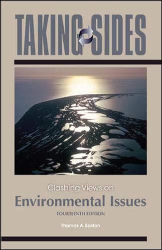 9780073514468: Taking Sides: Clashing Views on Environmental Issues
