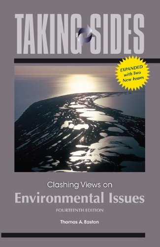 9780073514482: Taking Sides: Clashing Views on Environmental Issues, Expanded