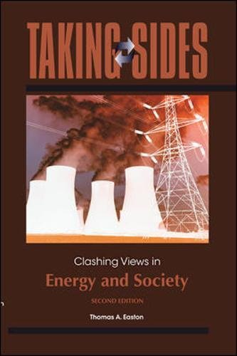 9780073514499: Taking Sides: Clashing Views in Energy and Society