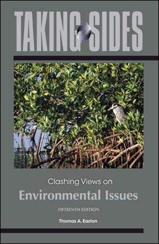 9780073514512: Taking Sides: Clashing Views on Environmental Issues
