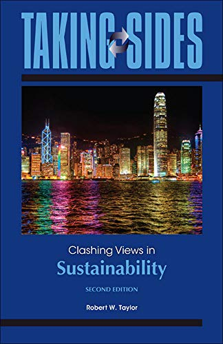 9780073514536: Taking Sides: Clashing Views in Sustainability