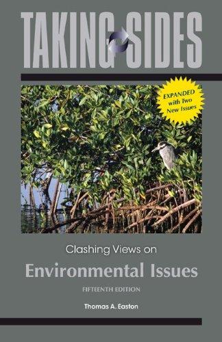 9780073514543: Clashing Views on Environmental Issues (Taking Sides: Environmental Issues)