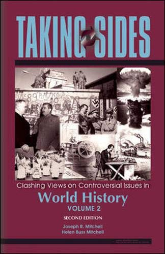 9780073514925: Taking Sides: Clashing Views in World History, Volume 2