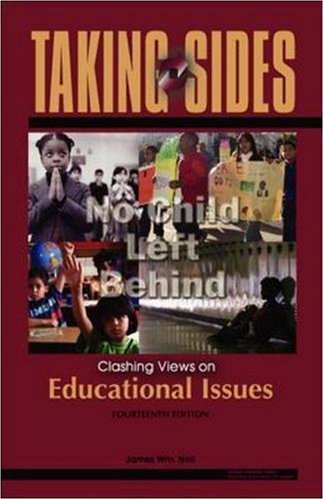 9780073514970: Taking Sides: Clashing Views on Educational Issues