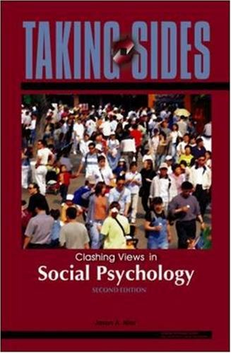 9780073515038: Taking Sides: Clashing Views in Social Psychology
