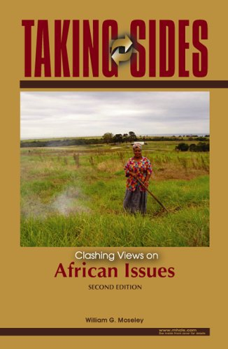 9780073515076: Taking Sides: Clashing Views on African Issues