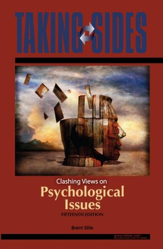 9780073515106: Taking Sides: Clashing Views on Psychological Issues