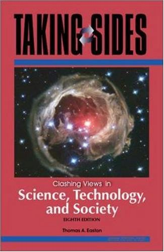 9780073515120: Taking Sides: Clashing Views in Science, Technology, and Society