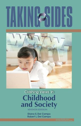 9780073515137: Taking Sides: Clashing Views in Childhood and Society