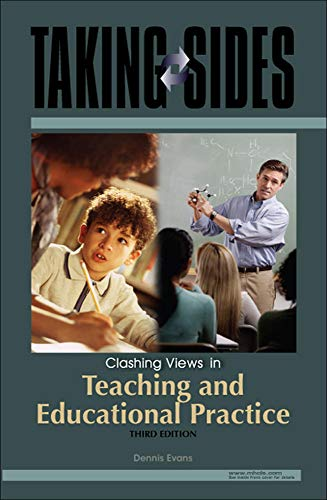 9780073515168: Taking Sides: Clashing Views in Teaching and Educational Practice (Taking Sides: Teaching & Educational Practice)