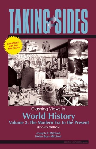 9780073515175: Taking Sides: Clashing Views in World History, Volume 2: The Modern Era to the Present, Expanded