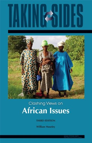 9780073515182: Taking Sides: Clashing Views on African Issues