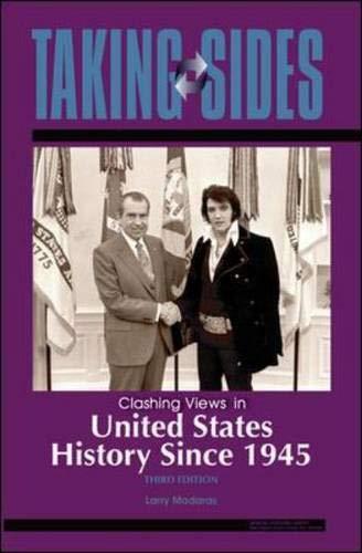 9780073515199: Taking Sides: Clashing Views in United States History Since 1945 (Taking Sides: American History Since 1945)