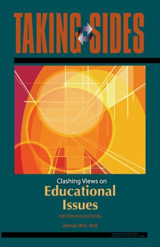 educational issues Educational journals and newspapers educational bodies of various kinds issue their own of issues of mutual concern is now being extended by such developments as the establishment of.