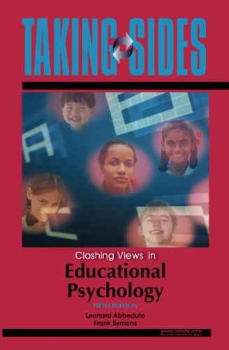 9780073515212: Taking Sides: Clashing Views in Educational Psychology