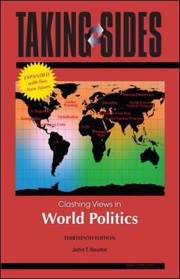 9780073515250: World Politics, Expanded: Taking Sides - Clashing Views in World Politics, Expanded