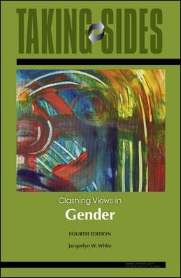 9780073515298: Taking Sides: Clashing Views in Gender