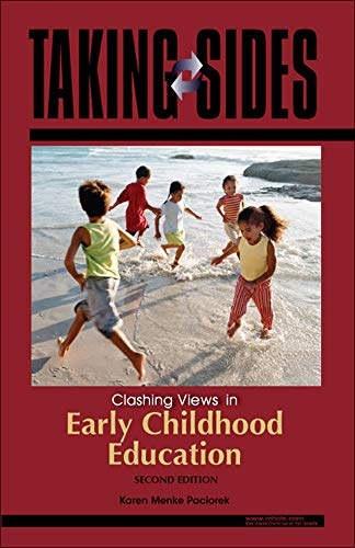 9780073515304: Taking Sides: Clashing Views in Early Childhood Education