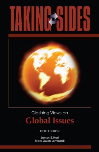 9780073515342: Global Issues: Taking Sides - Clashing Views on Global Issues