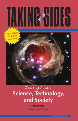 9780073515359: Taking Sides: Clashing Views in Science, Technology, and Society, 8/e Expanded
