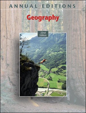 9780073515465: Annual Editions: Geography, 22/e