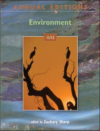 9780073515588: Annual Editions: Environment 11/12
