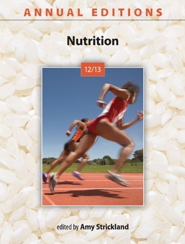 9780073515601: Annual Editions: Nutrition 12/13