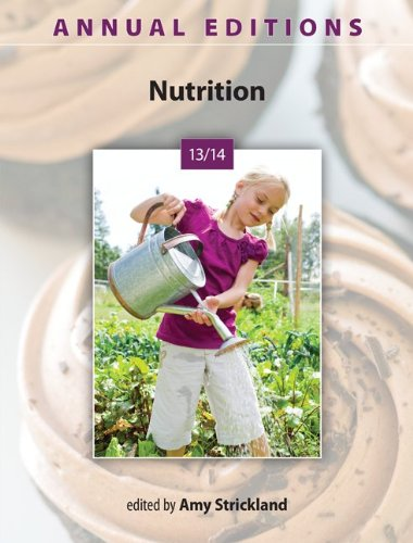 9780073515632: Annual Editions: Nutrition 13/14