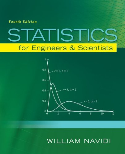 9780073515687: Loose Leaf for Statistics for Engineers and Scientists