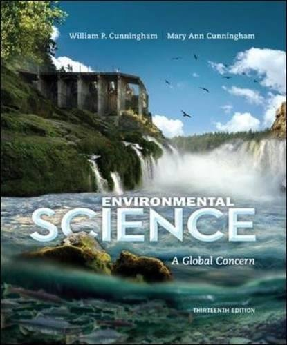 9780073515854: Environmental Science a Global Concern Thirteenth Edition