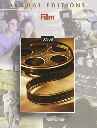 9780073516059: Annual Editions: Film 07/08