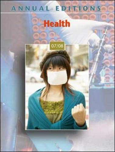 9780073516219: Annual Editions: Health 07/08
