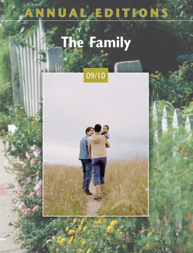 9780073516370: Annual Editions: The Family 09/10