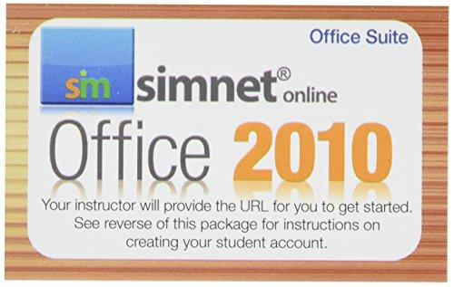 9780073516493: SIMNET F/MC OFFICE 2010:REGIST