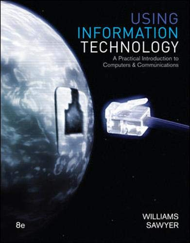 9780073516752: Using Information Technology