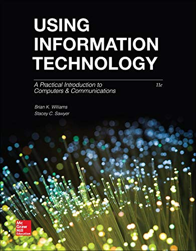 9780073516882: Using Information Technology