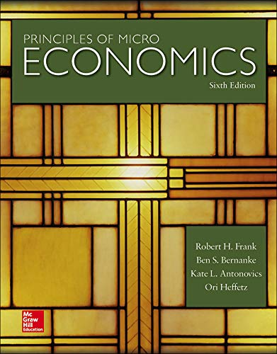 9780073517858: Principles of Microeconomics (Irwin Economics)