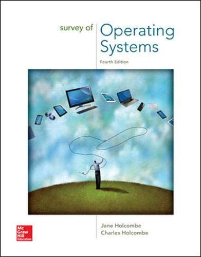 9780073518183: Survey of Operating Systems