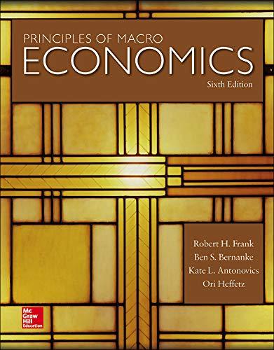 9780073518992: Principles of Macroeconomics