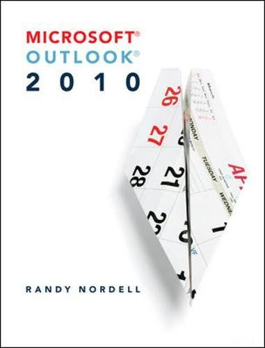 9780073519289: Microsoft Outlook 2010