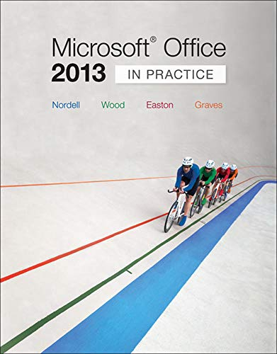 9780073519388: Microsoft® Office 2013: In Practice (Simnet Code not included)