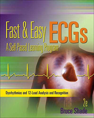 9780073519753: Fast and Easy ECGs: A Self-Paced Learning Program
