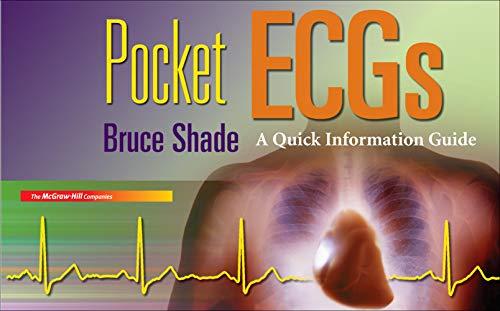 9780073519760: Pocket ECGs: A Quick Information Guide
