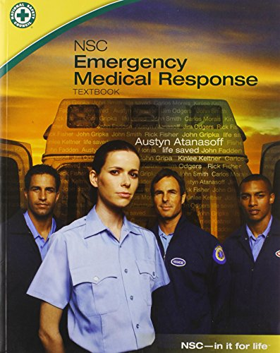 9780073520001: NSC Emergency Medical Response [With DVD and Pocket Guide]